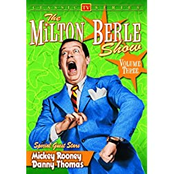 Milton Berle TV Show, Volume 3
