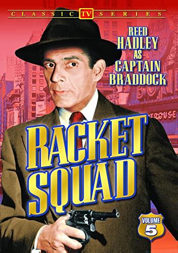 Racket Squad, Volume 5