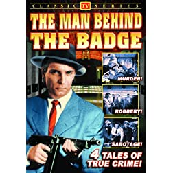 Man Behind The Badge, Volume 1