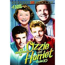 Adventures of Ozzie & Harriet, Volume 10