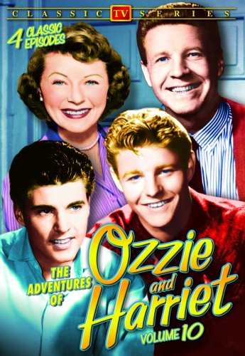 Adventures of Ozzie & Harriet, Volume 10