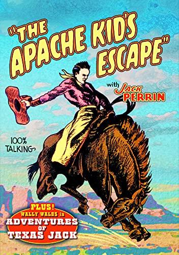 Apache Kid's Escape (1930) / Adventures Of Texas Jack (1934)