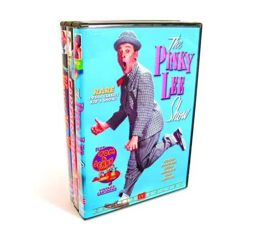 Kids' TV of the 50s (Captain Video and His Video Rangers / The Pinky Lee Show / Watch Mr. Wizard / Winky Dink and You) (3-DVD)