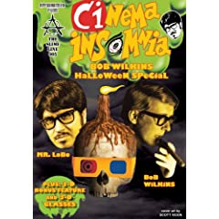 Cinema Insomnia Bob Wilkins Halloween Special