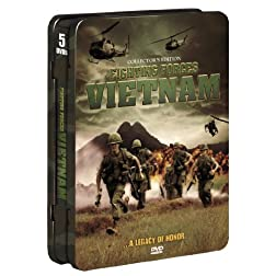 Fighting Forces: Vietnam (5-pk)(Tin)