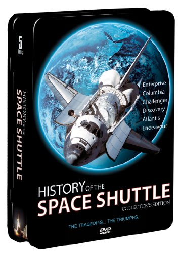 History of the Space Shuttle: Collector's Edition (5-pk)(Tin)