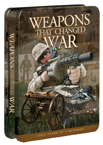 Weapons That Changed War (5-pk)(Tin)