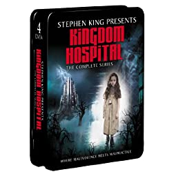 Stephen King Presents: Kingdom Hospital: The Complete Series (4-pk)(Tin)