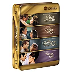 Barbra Streisand Collection (4-pk)(Tin)