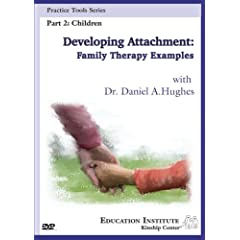 Developing Attachment: Family Therapy Examples Part 2: Children
