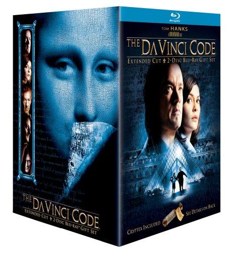 Da Vinci Code Blu-ray Gift Set [Blu-ray]