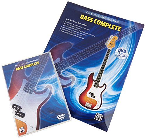 The Ultimate Beginner Series: Bass Complete