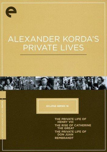Alexander Korda's Private Lives
