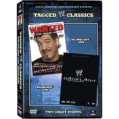 Tagged Classics: No Way Out 04/Backlash 04