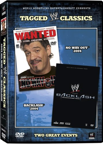 Tagged Classics: No Way Out 04/Backlash 04