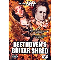 The Great Kat: Beethoven's Guitar Shred
