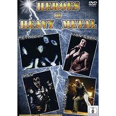 Heroes of Heavy Metal (Unauthorised)