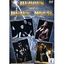 Heroes of Heavy Metal (Unauthorised)