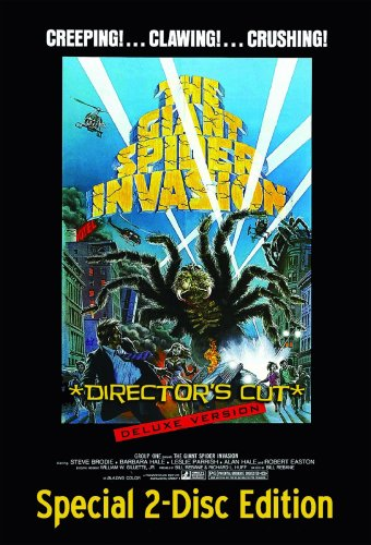 Giant Spider Invasion: Director's Cut