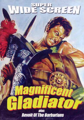 Magnificent Gladiator/Revolt of the Barbarians