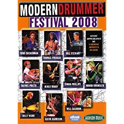 Modern Drummer Festival 2008 Combo DVD
