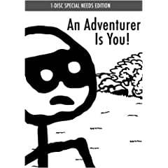 An Adventurer Is You