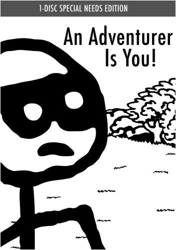 An Adventurer Is You