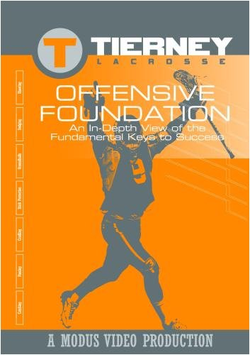 Tierney Lacrosse: Offensive Foundation