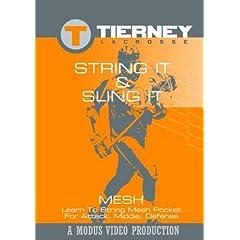 Tierney Lacrosse: String It & Sling It - Mesh