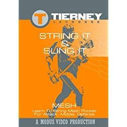 Tierney Lacrosse: String It & Sling It - Mesh