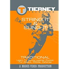 Tierney Lacrosse: String It & Sling It - Traditional
