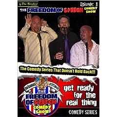 Freedom of Speech Comedy Show - Episode 8