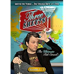 Three Sheets Seasons 1-3