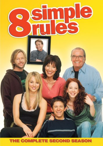 8 Simple Rules: The Complete Second Season