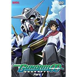 Mobile Suit Gundam 00: Season 1, Part 1
