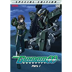 Mobile Suit Gundam 00: Season 1, Part 1 SE