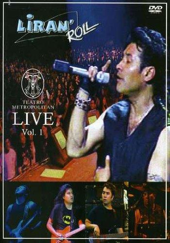 Vol. 1-Teatro Metropolitan-Live