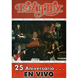 25 Aniversario: En Vivo