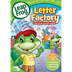 LeapFrog - Letter Factory