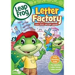 LeapFrog - Letter Factory