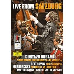 Live from Salzburg