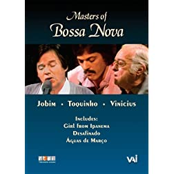 Masters of Bossa Nova Jobim, Vinicius, Toquinho