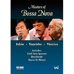 Masters of Bossa Nova Jobim, Vinicius, Toquinho