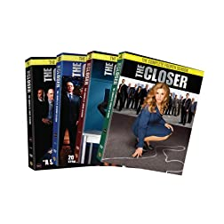 The Closer: The Complete Seasons 1-4