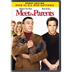 Universal Meet The Parents W/frame [dvd/bonus Edition/ff/gwp]