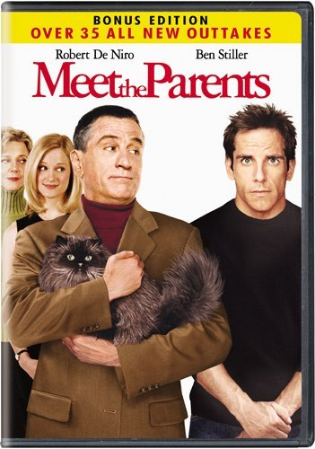 Universal Meet The Parents W/frame [dvd/bonus Edition/ws/gwp]