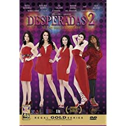 Desperadas 2 - Philippines Filipino Tagalog DVD Movie