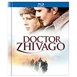 Doctor Zhivago Anniversary Edition (Blu-ray Book)
