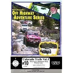 #10 Colorado Trails Vol I
