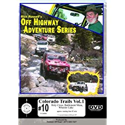 #10 Colorado Trails Vol I